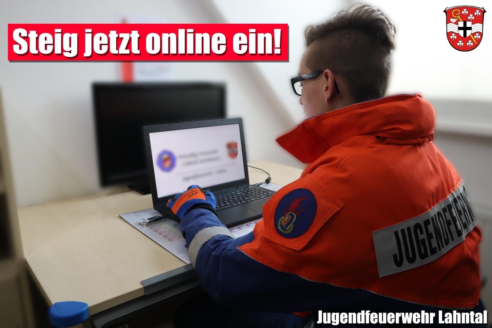 Jetzt mitmachen! Jugendfeuerwehr online